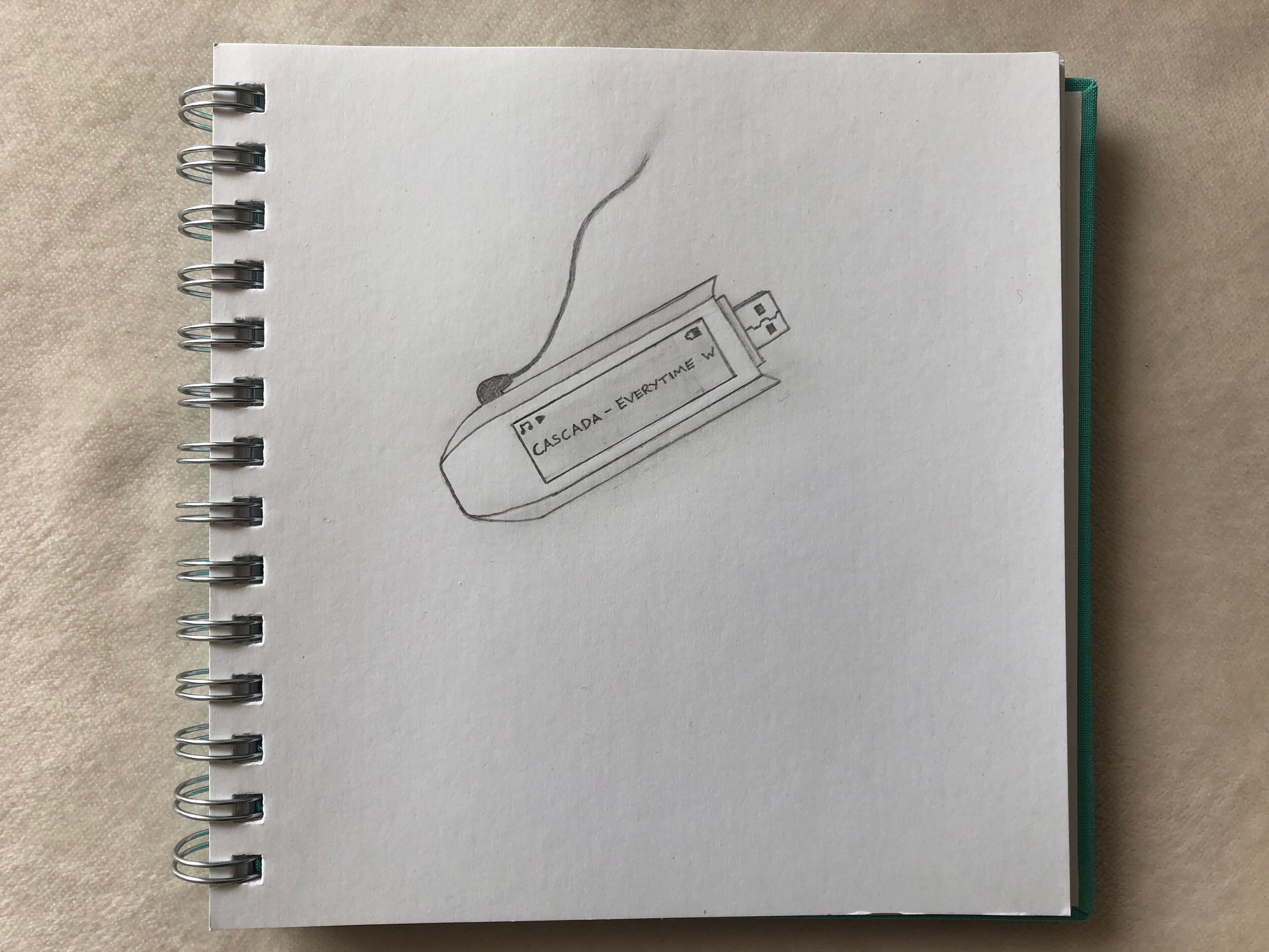 MP3 player sketch