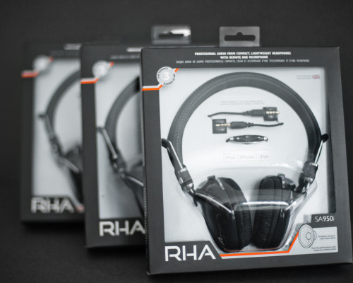 RHA SA950i Facebook & Twitter Competition