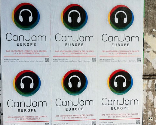 Experience the T10i at CanJam Europe 2014