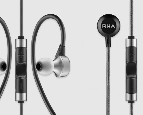 RHA launches premium in-ear headphones; MA600i & MA750i. [PRESS RELEASE]