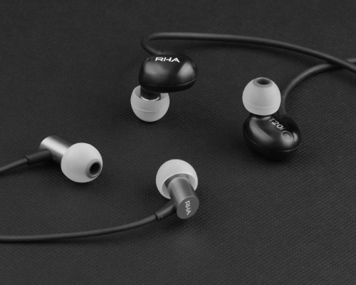 RHA T20i and S500i in-ear headphones now available from the Apple Store Network