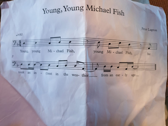 Young, Young Michael Fish_Roddy