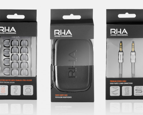 RHA Launches New Premium Accessories Range