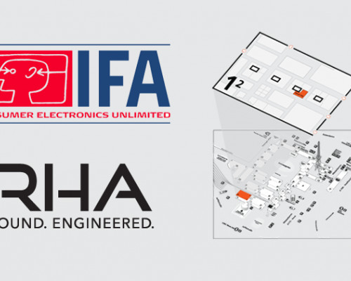Meet RHA at IFA Berlin 2013